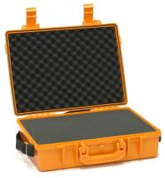 New 37-5 Plastic Shock/Leak Proof Carrying Case