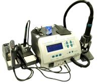 AKTAKOM ASE-4313 multifunctional soldering rework station – good solution for any repair and soldering task