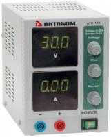 New Aktakom ATH-1231 DC Power Supply. High quality for low cost