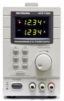 Social distancing equipment for your lab. AKTAKOM APS-7306L remote controlled, programmable power supply