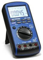 Application software use for Aktakom AM-1038 multimeter