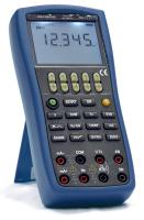 AKTAKOM AM-7111. Right way to operate this process calibrator