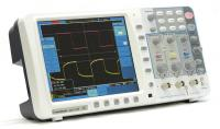 Ultra-compact AKTAKOM ADS-2221MV oscilloscope with 10M memory depth for each channel!