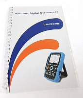 ADS-4062 Handheld Digital Oscilloscope - User`s Manual