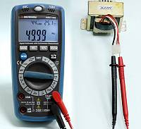 AMM-1062 Digital Multimeter  - Measuring Frequency