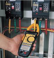 ACM-2031 Clamp Meter - application