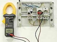 ACM-2311 Clamp Meter - Frequency test