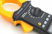 ACM-2311 Clamp Meter - controls