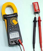 ACM-2103 Clamp Meter - DCV Measurement