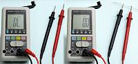 AM-1081 Hand Charger Digital Multimeter - Continuity Check