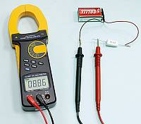 ACM-2103 Clamp Meter - DCA Measurement