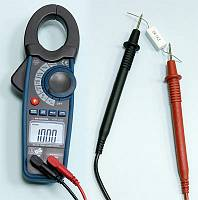 ACM-2368 Clamp Meter - Resistance Measurement