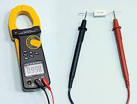 ACM-2103 Clamp Meter - Resistance Measurement