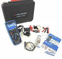 AMM-4189 Digital Multimeter & Oscilloscope - with accessories
