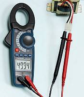 ACM-2348 Clamp Meter - Frequency Measurement