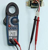 ACM-2368 Clamp Meter - AC Voltage Measurement