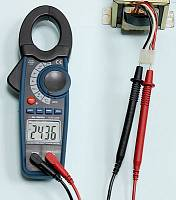 ACM-2348 Clamp Meter - ACV Measurement
