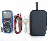 AMM-1028 Digital Multimeter - with accessories