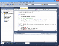 AEE-20XX_SDK Software Development Kit - example for Visual Studio