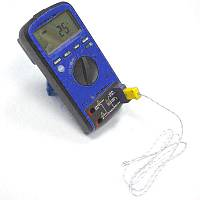 AM-1142 Digital Multimeter - with thermocouple