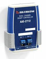 AAE-2712 Dual-Channel Smart Controller - with wall mount holder