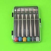 AHT-5066 76 PIECE Professional Electronic Technician's Tool Kit - precision screwdrivers