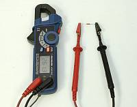 ACM-2036 Clamp Meter - Resistance measurement