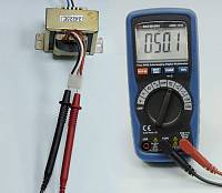 AMM-1032 Digital Multimeter - Measuring Duty Cycle