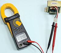 ACM-2103 Clamp Meter - ACV Measurement