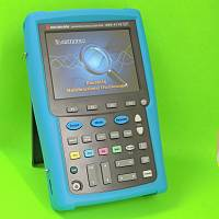 ADS-4112 Handheld Digital Oscilloscope - front view