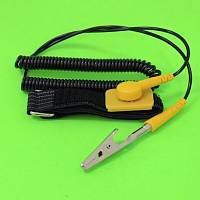 AHT-5066 76 PIECE Professional Electronic Technician's Tool Kit - antistatic antishock wrist band