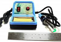 ASE-1112 Temperature Controlled Soldering Station - Front panel