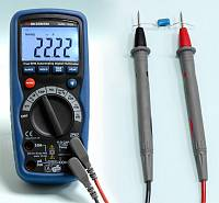 AMM-1028 Digital Multimeter - Capacitance Measurement
