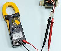 ACM-2103 Clamp Meter - Frequency Measurement