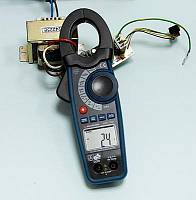 ACM-2368 Clamp Meter - AC Current Measurement