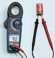 ACM-2368 Clamp Meter - DC Voltage Measurement