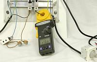 ATK-4001 Clamp Meter - Continuity test