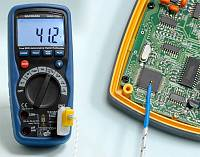 AMM-1028 Digital Multimeter - Temperature measurement