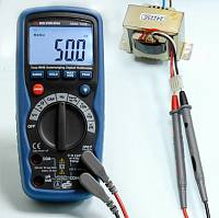 AMM-1028 Digital Multimeter - Frequency measurement