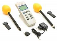 ATT-8509 Electromagnetic field meter - with accessories