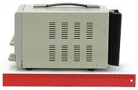 ATH-1333 DC Power Supply 30V / 3A, 1 channel - Side view