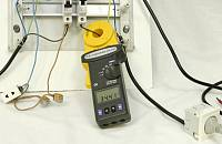 ATK-4001 Clamp Meter - Resistance measurement