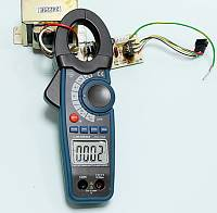ACM-2348 Clamp Meter - ACA Measurement