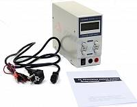 APS-5305 DC Power Supply - with accessories