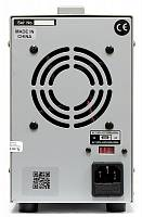 APS-1306 DC Regulated Power supply - rear view
