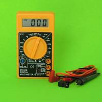 AHT-5029 29 PIECE Professional Electronic Technician's Tool Kit - digital multimeter