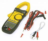 ACM-2031 Clamp Meter - with accessories