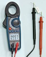 ACM-2348 Clamp Meter - Resistance Measurement
