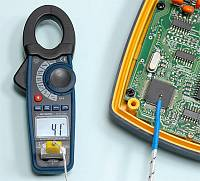ACM-2368 Clamp Meter - Temperature Measurement