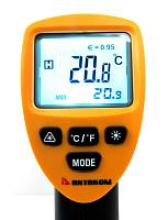 ATE-2530 Infrared Thermometer - display